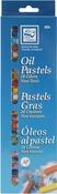 Assorted Colors - Oil Pastels 24/Pkg