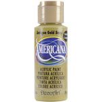 Antique Gold Deep - Americana Enid's Acrylic Paint 2oz