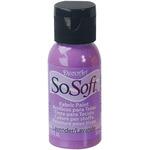 Lavender - SoSoft Fabric Acrylic Paint 1oz