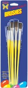 5/Pkg - Artist Quality Brush Set