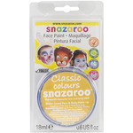 Bright Yellow - Snazaroo Face Paint 18ml