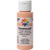 Tawny Medium - Opaque - Ceramcoat Acrylic Paint 2oz