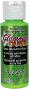 Green - Glamour Dust Neon Paint 2oz