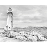 "Lighthouse Point - Sketching Made Easy Kit 9""X12"""