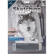 "Alpha - Sketching Made Easy Kit 9""X12"""