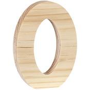 """O - Wood Letter 5"""""""