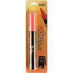 Fluorescent Red - Bistro Chalk Marker 6mm Bullet Tip