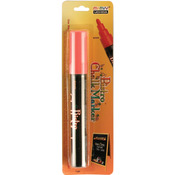 Fluorescent Red - Bistro Chalk Marker 6mm Bullet Tip