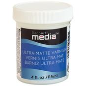 Ultra Matte - Media Varnish 4oz