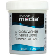 Gloss - Media Varnish 4oz