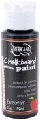 Black Slate - Americana Chalkboard Paint 2oz