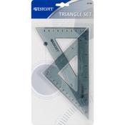 Triangle Set 2/Pkg