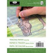 """24 Sheets - Essentials Tracing Artist Paper Pad 5""""X7"""""""