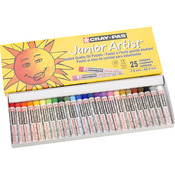 25/Pkg - Cray-Pas Junior Artist Oil Pastels