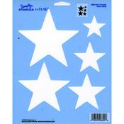 "Star Template - Simply Stencil 8""X10"""