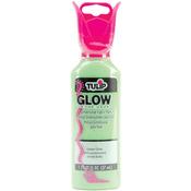 Glow In The Dark - Green - Tulip Dimensional Fabric Paint 1.25oz