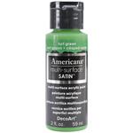 Turf Green - Americana Multi-Surface Satin Acrylic Paint 2oz