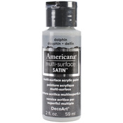 Dolphin - Americana Multi-Surface Satin Acrylic Paint 2oz
