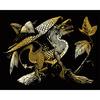 """Baby Dragon - Gold Foil Engraving Art Kit 8""""X10"""""""