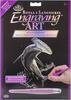 "Hammerhead Shark - Holographic Foil Engraving Art Kit 8""X10"""