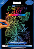 "Butterflies - Rainbow Foil Engraving Art Mini Kit 5""X7"""