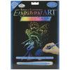 "Fairy Princess - Rainbow Foil Engraving Art Kit 8""X10"""