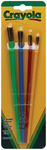 4/Pkg - Crayola Paintbrushes