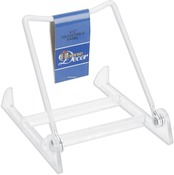 White - Adjustable Easel 4.5""