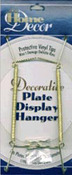 """Gold Tone - Decorative Plate Display Hanger Expandable 7.5"""" To 9.5"""""""
