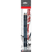 Sketch & Wash Pencils 2/Pkg-