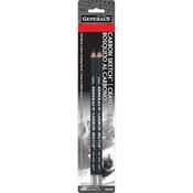 #595-BP - Carbon Sketch Pencils 2/Pkg