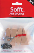 Assorted - PanPastel Sofft Art Sponges 4/Pkg