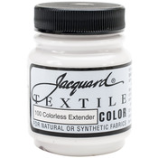Clear Extender - Jacquard Textile Color Fabric Paint 2.25oz