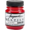 True Red - Jacquard Textile Color Fabric Paint 2.25oz
