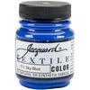 Sky Blue - Jacquard Textile Color Fabric Paint 2.25oz