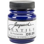 Periwinkle - Jacquard Textile Color Fabric Paint 2.25oz