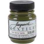 Terre Verte - Jacquard Textile Color Fabric Paint 2.25oz