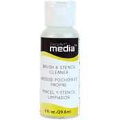 Brush & Stencil Cleaner 2oz