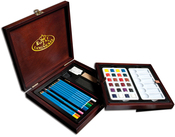 Watercolor Pencil - Premier Box Set