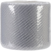 "Gray - Net Mesh 3"" Wide 40yd Spool"