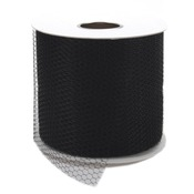 "Black - Net Mesh 3"" Wide 40yd Spool"