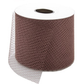"Brown - Net Mesh 3"" Wide 40yd Spool"