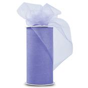 "Lilac - Shiny Tulle 6""X25yd Spool"