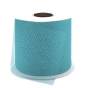"Teal - Diamond Net Mesh 3"" Wide 25yd Spool"