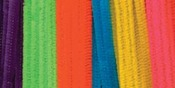 "Neon - Chenille Stems 6mm 12"" 100/Pkg"