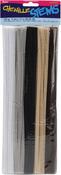 """Animal - Chenille Stems 6mm 12"""" 100/Pkg"""