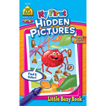 Hidden Pictures Grades P-K - My First Little Busy Book
