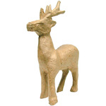 Reindeer - Paper-Mache Figurine