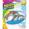 Dolphins - Makit & Bakit Suncatcher Kit