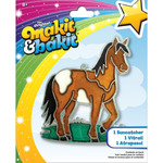 Horse - Makit & Bakit Suncatcher Kit